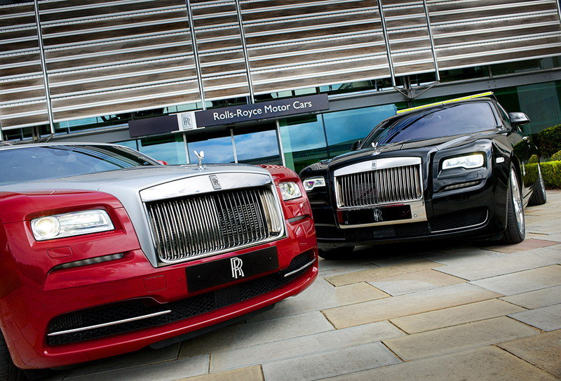 Rolls-Royce Unveiled Two One-Off Cars At Goodwood