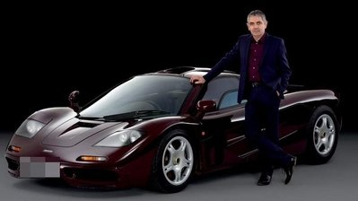 Rowan Atkinson Sells His McLaren F1 For Around $12 Million