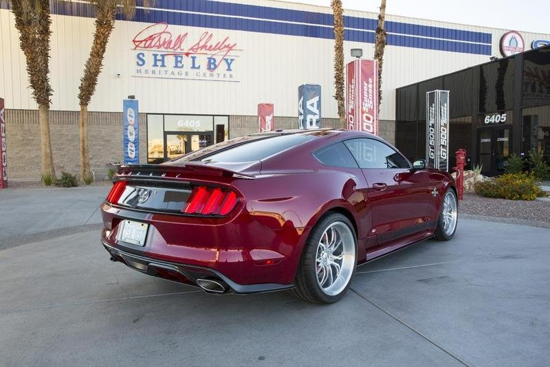 2015 Shelby Super Snake Exterior - image 634178