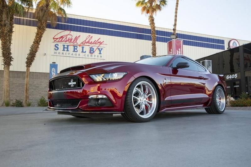 2015 Shelby Super Snake Exterior - image 634171