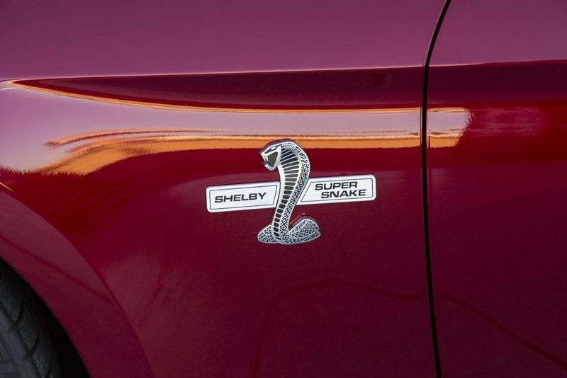2015 Shelby Super Snake Emblems and Logo Exterior - image 634173