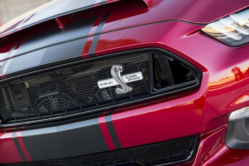 2015 Shelby Super Snake Emblems and Logo Exterior - image 634174