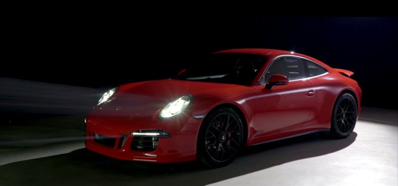 Simon Hsieh Meets The New 911 Carrera GTS: Video