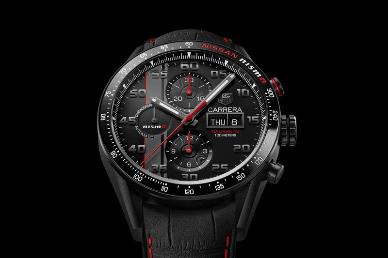 Tag Heuer Reveals Special Edition Carrera