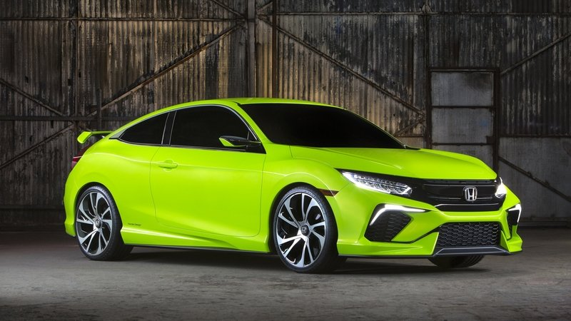 Tenth Generation Honda Civic Will Be Revealed This Fall