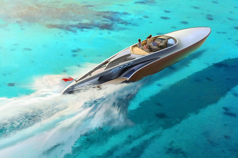 The Aeroboat Could Be The Boat Of Your Dreams For $4M