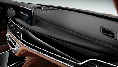 The New 7 Series Customized By BMW Individual Interior - image 634805