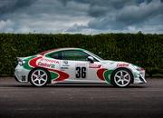 Toyota Pays Tribute To Its Heritage With One-Off Classic Liveries For GT-86 - image 632544