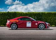 Toyota Pays Tribute To Its Heritage With One-Off Classic Liveries For GT-86 - image 632552