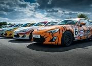 Toyota Pays Tribute To Its Heritage With One-Off Classic Liveries For GT-86 - image 632555