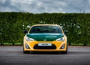 Toyota Pays Tribute To Its Heritage With One-Off Classic Liveries For GT-86 - image 632559