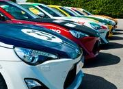 Toyota Pays Tribute To Its Heritage With One-Off Classic Liveries For GT-86 - image 632532