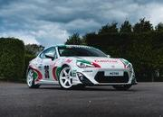 Toyota Pays Tribute To Its Heritage With One-Off Classic Liveries For GT-86 - image 632534