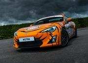 Toyota Pays Tribute To Its Heritage With One-Off Classic Liveries For GT-86 - image 632535