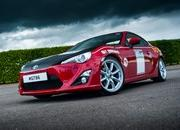 Toyota Pays Tribute To Its Heritage With One-Off Classic Liveries For GT-86 - image 632537