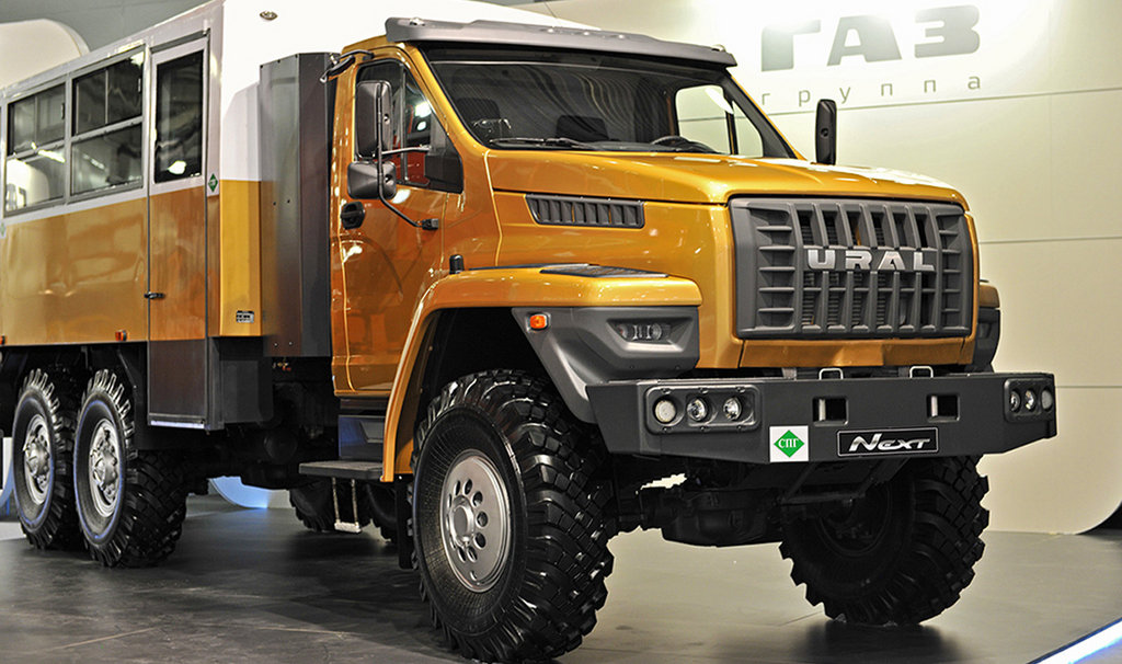 ural next russia 39 s most extreme off road work truck video picture 634350 truck news top. Black Bedroom Furniture Sets. Home Design Ideas