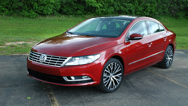 volkswagen cc reviews specs prices photos and videos top speed. Black Bedroom Furniture Sets. Home Design Ideas