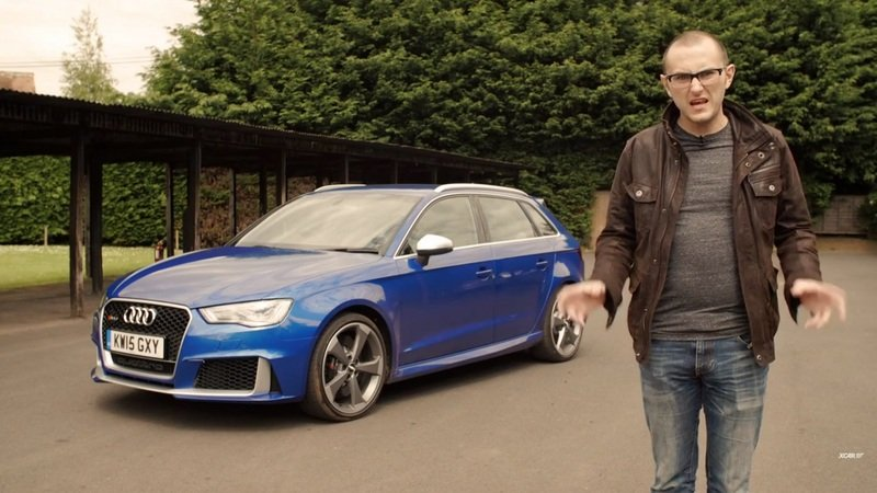 XCAR Reviews Audi RS3 Sportback: Video
