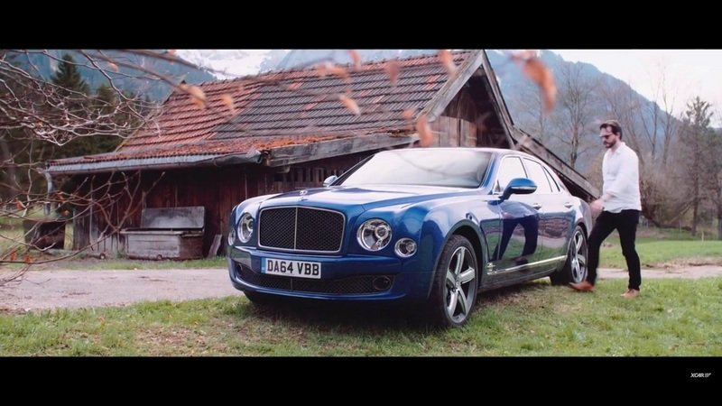 XCAR Reviews Bentley Mulsanne Speed: Video