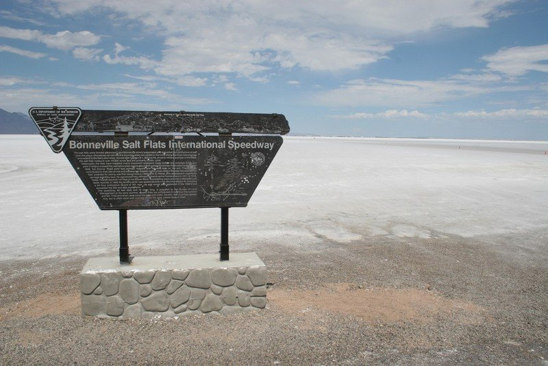 2015 Bonneville Salt Flats Speed Week Canceled Due To Weather Conditions