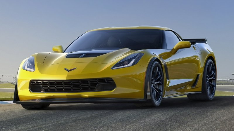 2015 Corvette Z06 Rumored To Have Lapped Nurburgring In 7:08