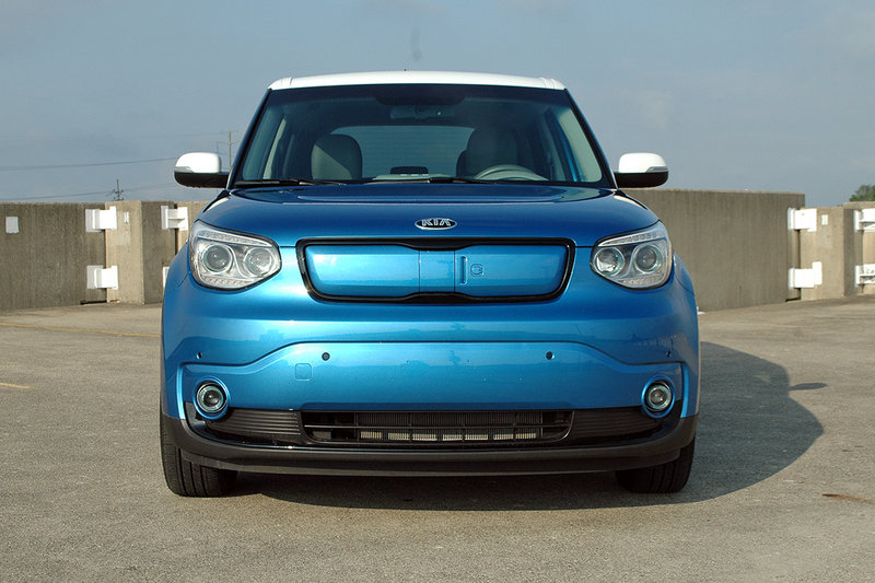 2015 Kia Soul Electric - Driven