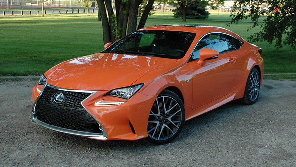 2015 lexus rc driven review top speed. Black Bedroom Furniture Sets. Home Design Ideas