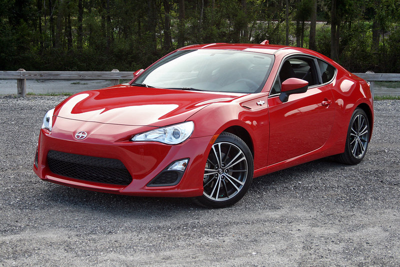 2015 Scion FR-S - Driven Exterior Test drive - image 637290