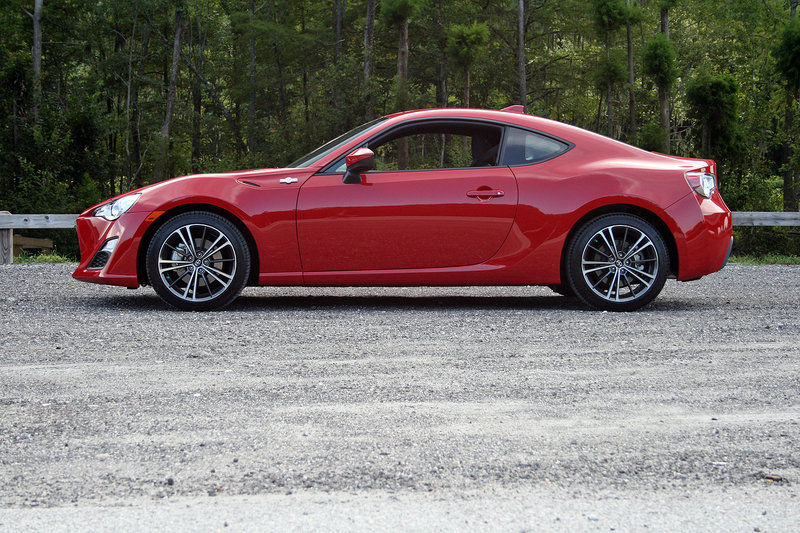 2015 Scion FR-S - Driven Exterior Test drive - image 637292