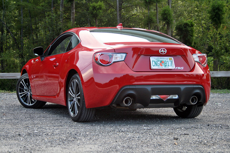 2015 Scion FR-S - Driven Exterior Test drive - image 637293