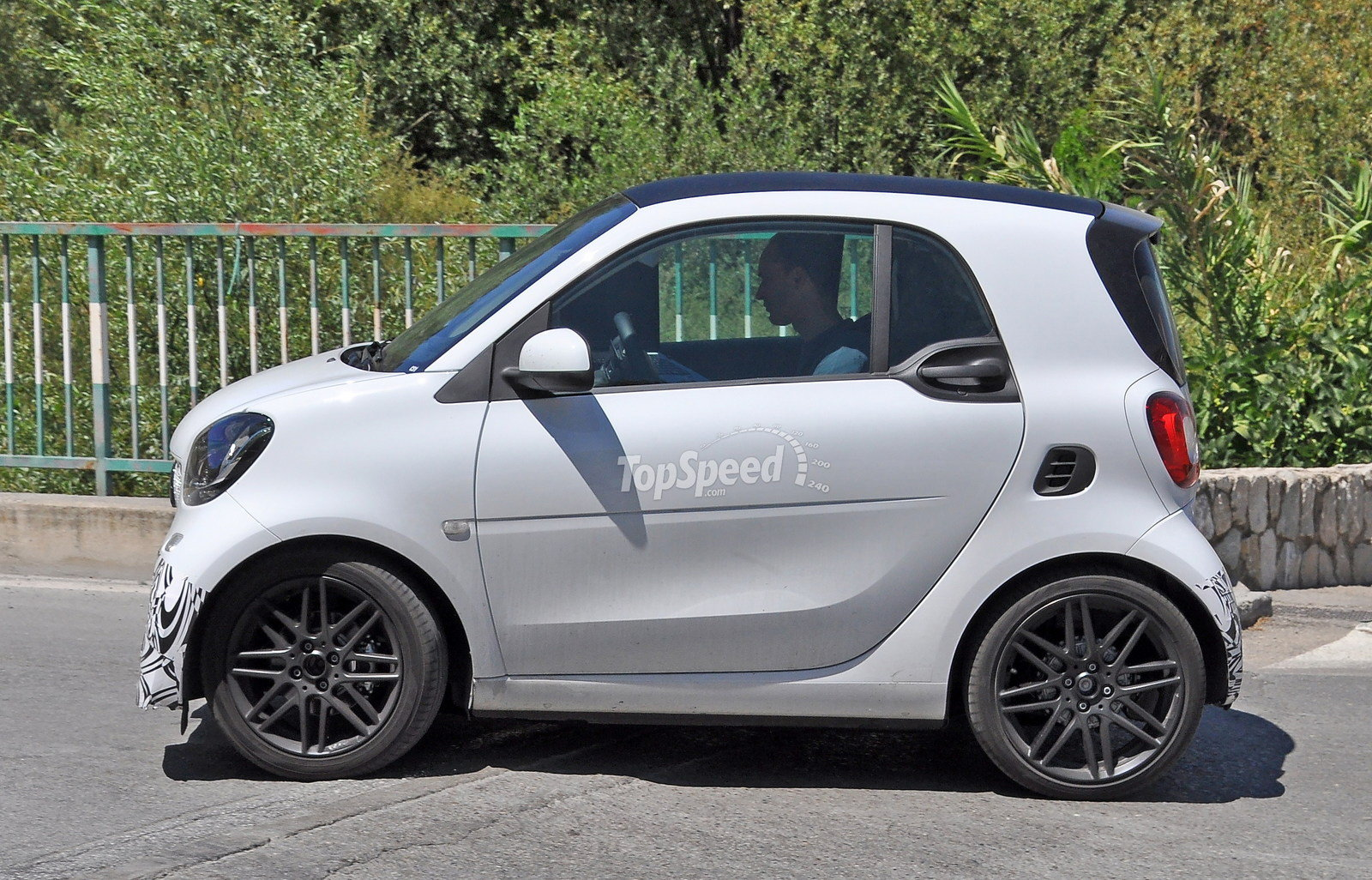2015 smart fortwo by brabus picture 637815 car review top speed. Black Bedroom Furniture Sets. Home Design Ideas