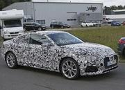 Next Audi A5 Caught Testing For The First Time: Spy Shots - image 636745