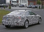 Next Audi A5 Caught Testing For The First Time: Spy Shots - image 636750