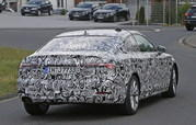 Next Audi A5 Caught Testing For The First Time: Spy Shots - image 636751
