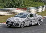 Next Audi A5 Caught Testing For The First Time: Spy Shots - image 636734