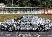 Next Audi A5 Caught Testing For The First Time: Spy Shots - image 636736
