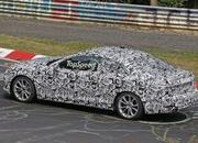 Next Audi A5 Caught Testing For The First Time: Spy Shots - image 636737