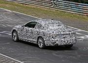 Next Audi A5 Caught Testing For The First Time: Spy Shots - image 636738