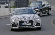 Next Audi A5 Caught Testing For The First Time: Spy Shots - image 636740