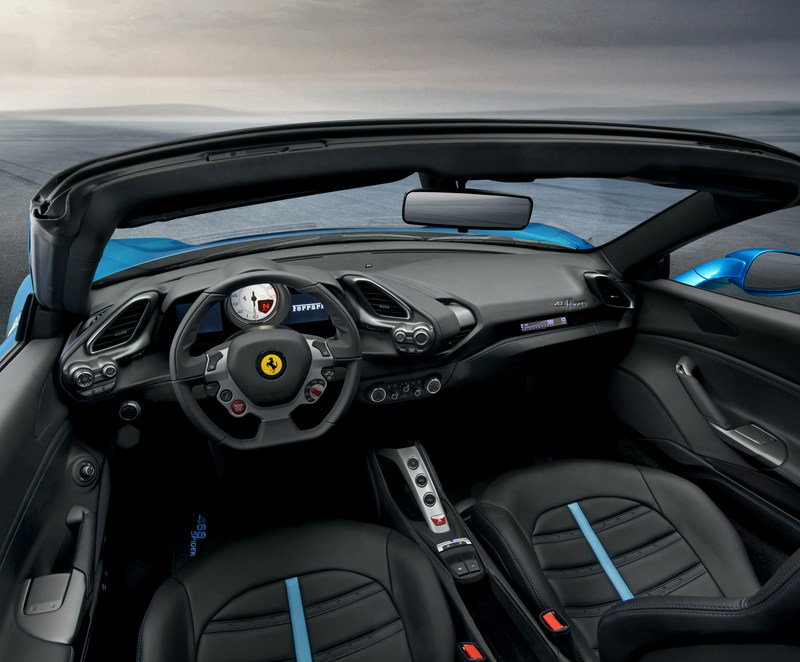 2016 Ferrari 488 Spider High Resolution Interior - image 638266