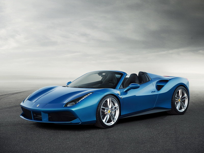 2016 Ferrari 488 Spider High Resolution Exterior Wallpaper quality - image 638267