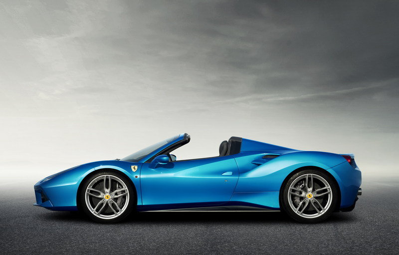 2016 Ferrari 488 Spider High Resolution Exterior - image 638269