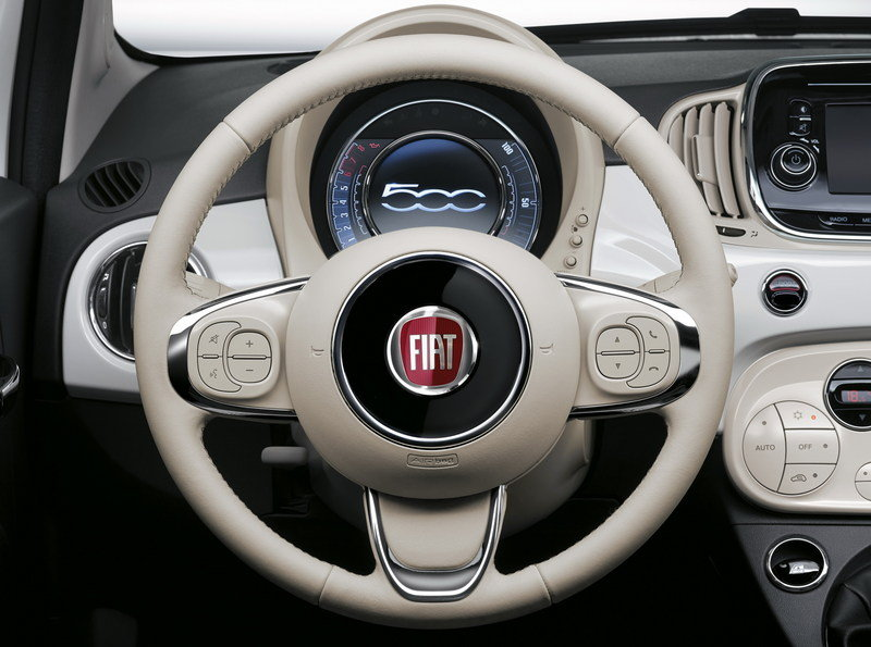 2016 Fiat 500 High Resolution Interior - image 636070