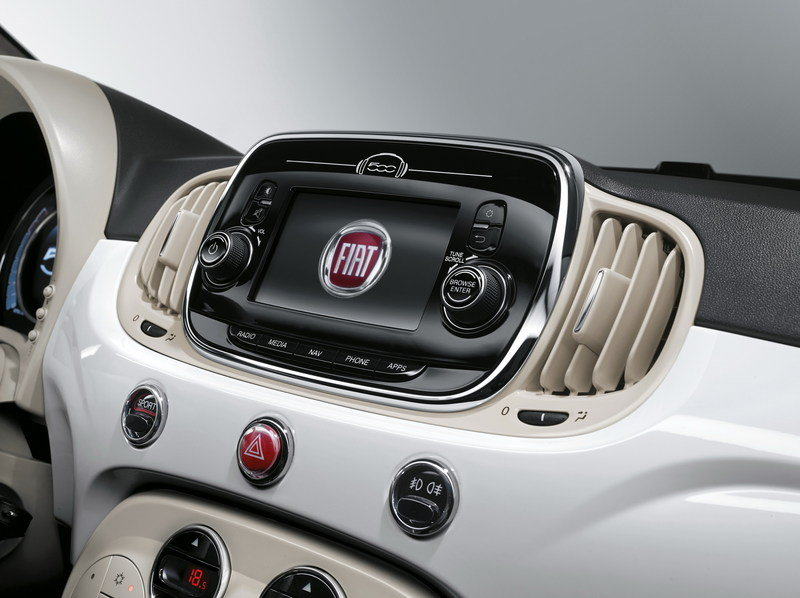2016 Fiat 500 High Resolution Interior - image 636071