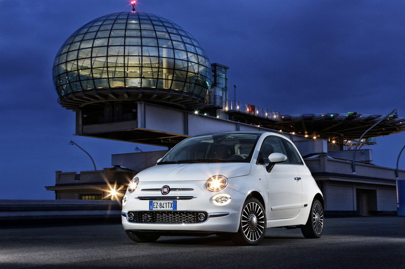 Wallpaper of the Day: 2106 - 2019 Fiat 500