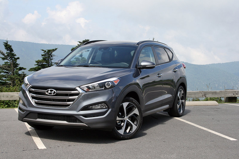 Simple 2016 Hyundai Tucson  First Drive Review  Top Speed