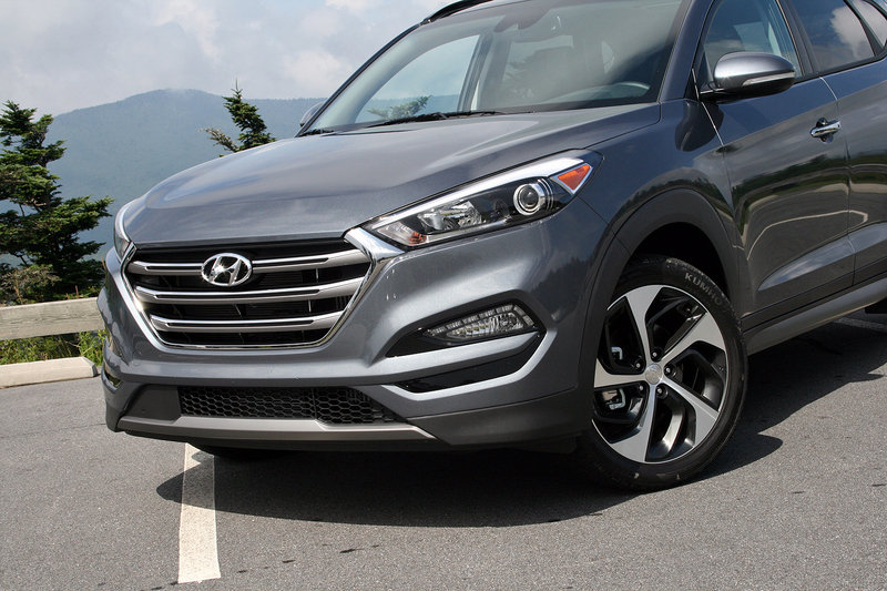2016 Hyundai Tucson - First Drive Exterior Test drive - image 638660