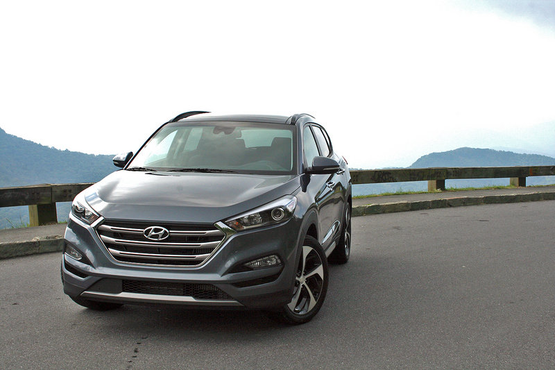 2016 Hyundai Tucson - First Drive Exterior Test drive - image 638651