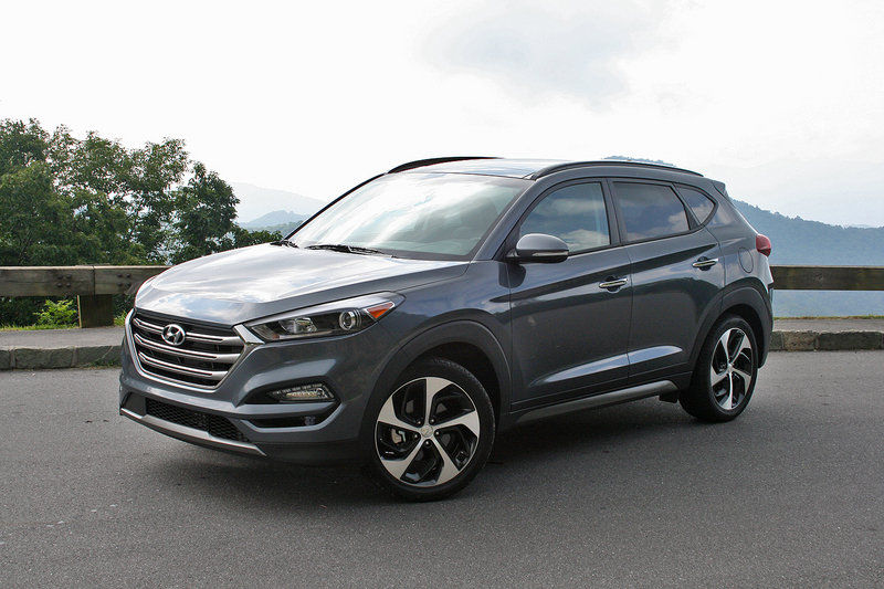 2016 Hyundai Tucson - First Drive Exterior Test drive - image 638652