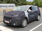 2016 Kia Sportage Spied Inside And Out: Spy Shots - image 638047